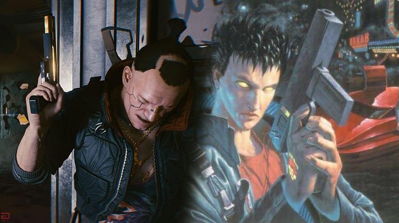 Cyberpunk 2077 Cyberpunk 2020