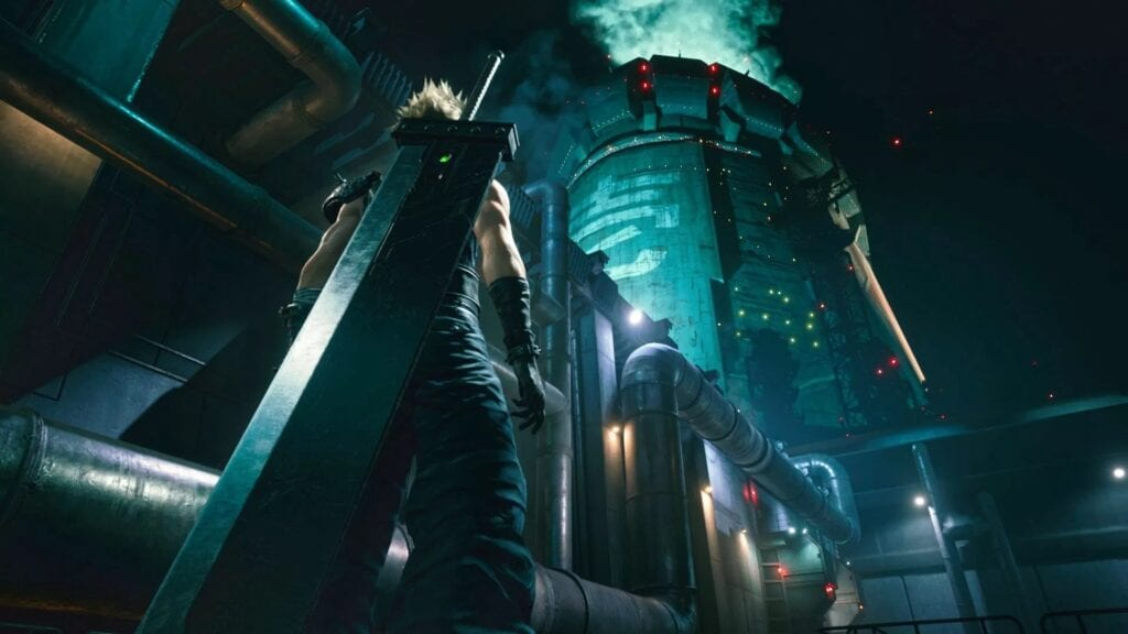 Final Fantasy VII Remake Exclusive PS4 Theme Revealed (VIDEO)