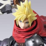 Final Fantasy VII Cloud Figure