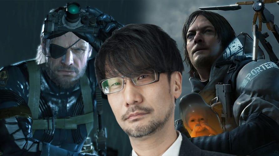 Hideo Kojima Game