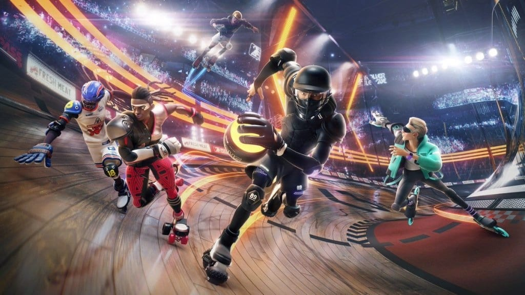 Roller Champions Announced With Epic Cinematic And Gameplay Trailers (VIDEO)