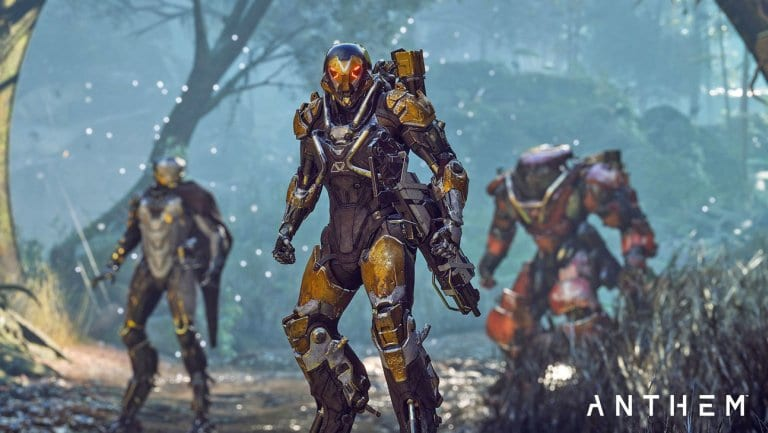 Anthem Is Still A Priority, Says EA CEO
