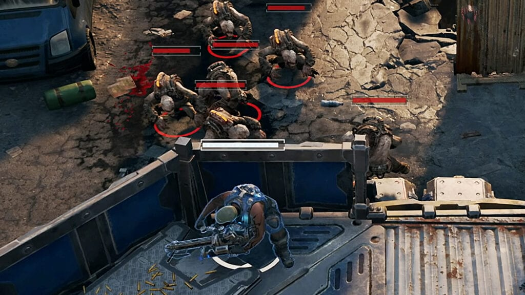 Gears Tactics Is Still Happening Despite E3 Absence (VIDEO)