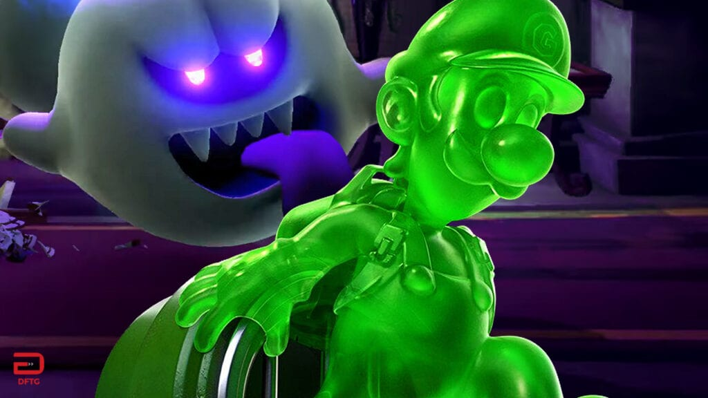 Luigi's Mansion 3 Producer Says You Can Eat Gooigi, Reveals Origins