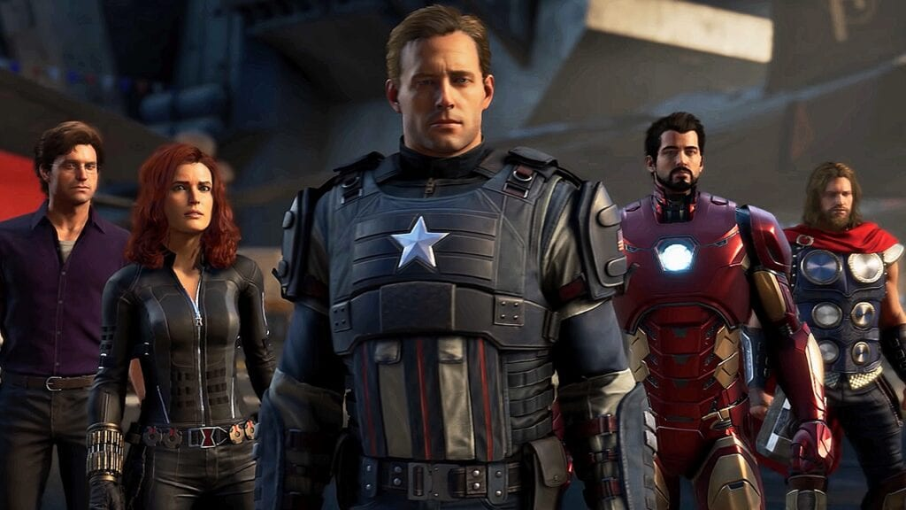 """Marvel's Avengers Has Co-Op, But """"Just About Everything"""" Can Be Played Solo (VIDEO)"""