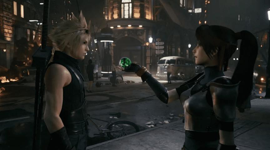 Final Fantasy VII Remake Will Remove Some Materia, Add New Ones