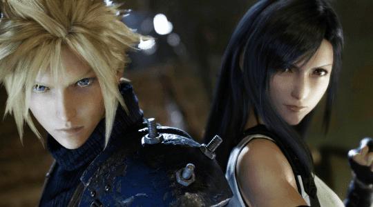 Final Fantasy VII Remake Discusses Cloud's Cross-Dressing Scene, Tifa's New Look