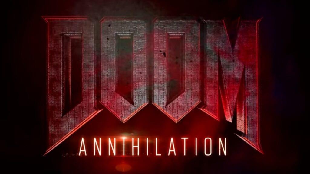 DOOM: Annihilation Movie Release Date Revealed Alongside New Box Art