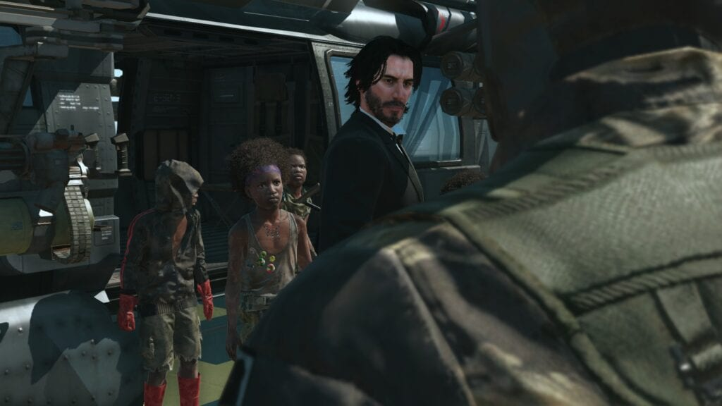 Metal Gear Solid V