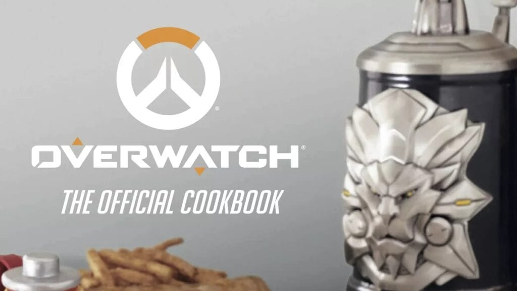 Official Overwatch Cookbook Now Available For Pre-Order