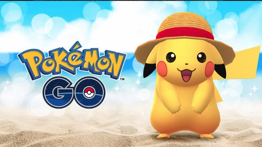 Pokemon GO Announces Crossover With One Piece