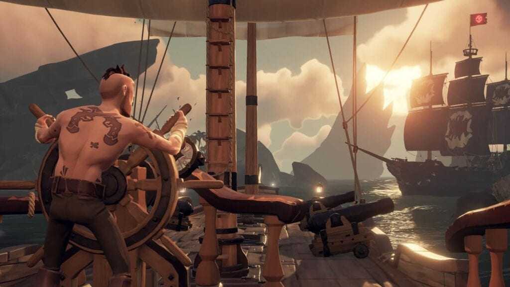 New Sea Of Thieves Update Adds Pets And Ship Cosmetics (VIDEO)