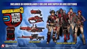 Borderlands 3 Deluxe Edition Bonus Content Revealed