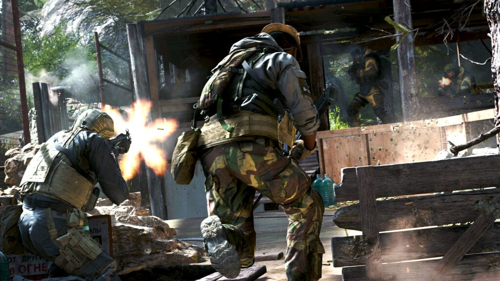 Call Of Duty: Modern Warfare Debuts Chaotic 'Gunfight' 2v2 Mode