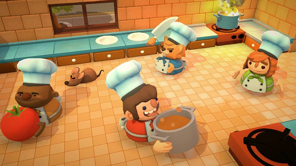 Get Overcooked for Free Now On the Epic Games Store for a Limited Time
