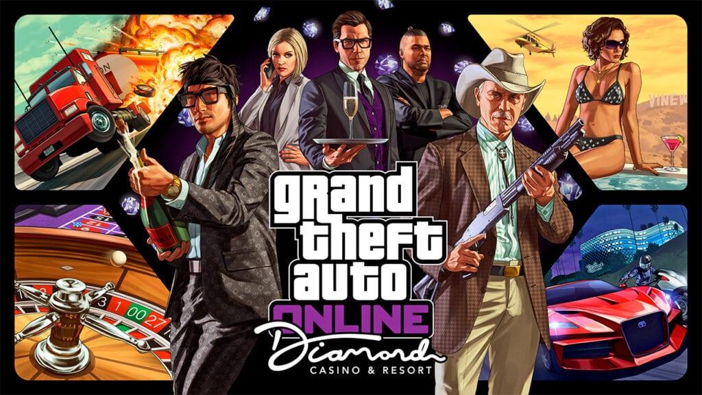 GTA Online Opens Casino Resort Soon, New Trailer Revealed (VIDEO)
