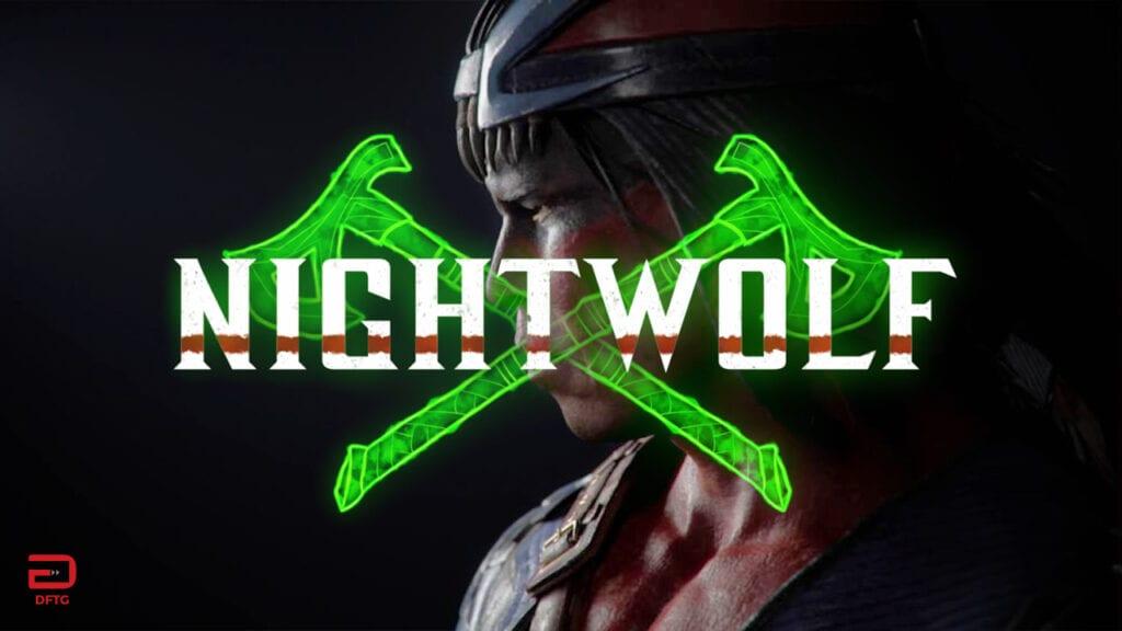 Mortal Kombat 11 Reveals First Nightwolf DLC Footage (VIDEO)