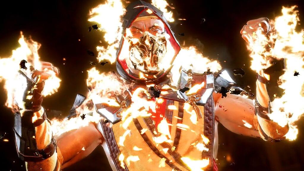 Mortal Kombat 11 Pro Tournament Gets Heated IRL (VIDEO)