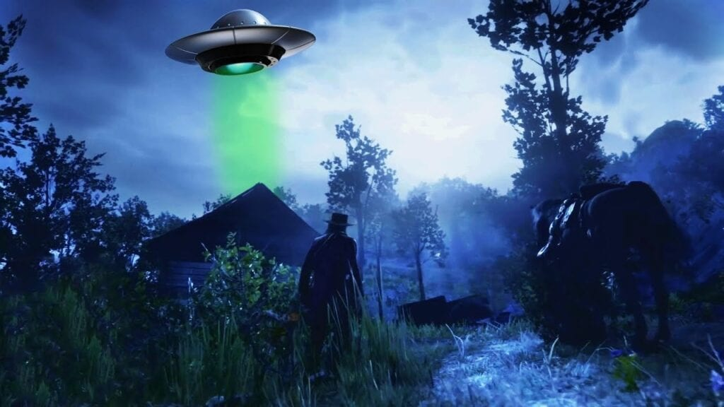 Red Dead Redemption 2 DLC Will Reportedly By Like Undead Nightmare But With Aliens