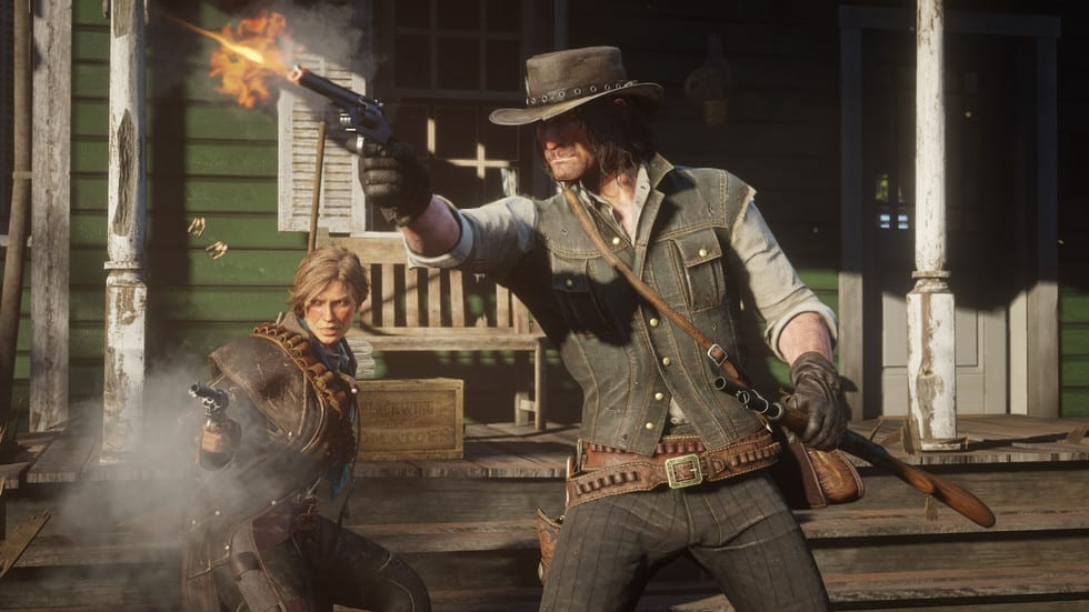 Red Dead Redemption 2 PC Graphics Settings Revealed Via Companion App