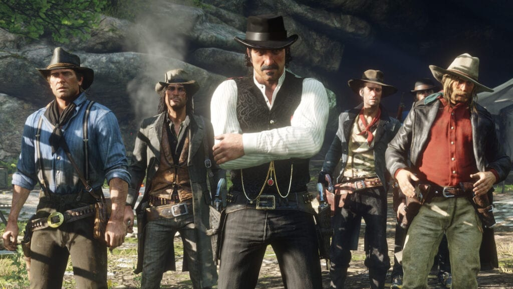 Red Dead Redemption 2 Steam