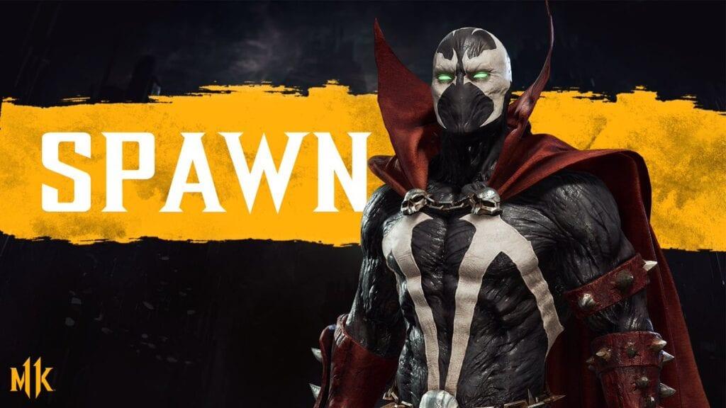 Spawn Voice Actor