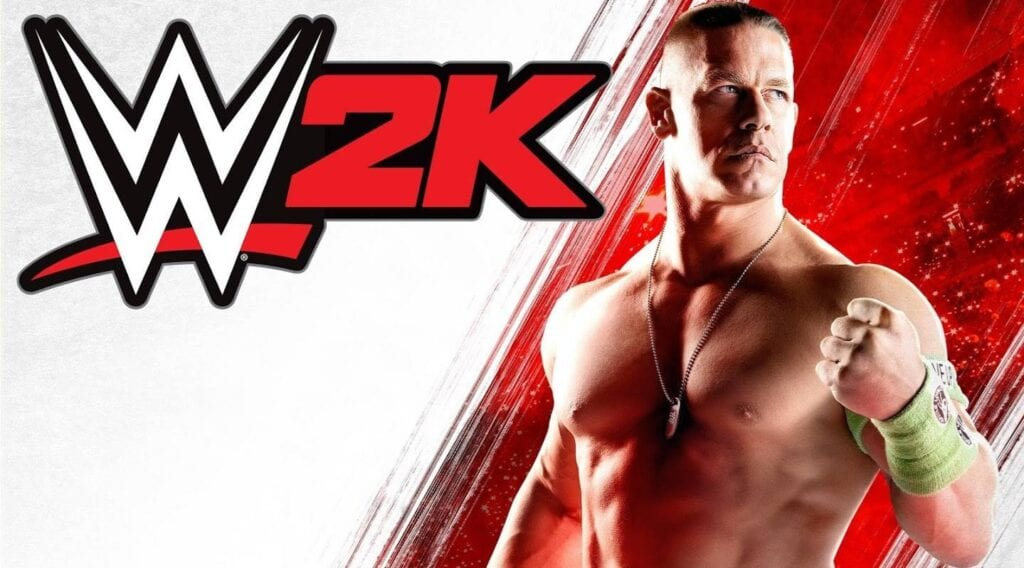 2k Announces Public Split From WWE Studio After 20 Years