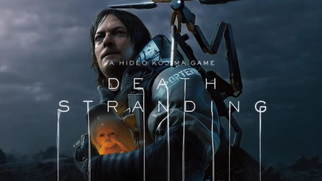 Death Stranding PS5 Release Teased By Official PlayStation Twitter