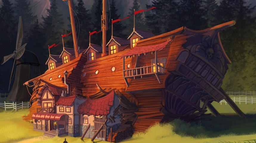 New Dungeons & Dragons Supplement Takes A Deep Dive Into Taverns & Inns
