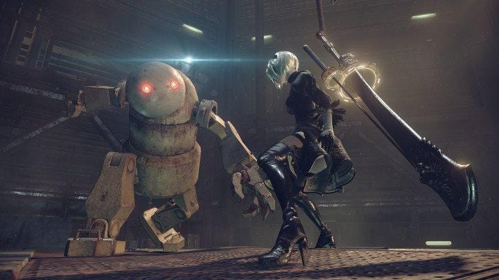 NieR: Automata Director Teases His Next Game Project
