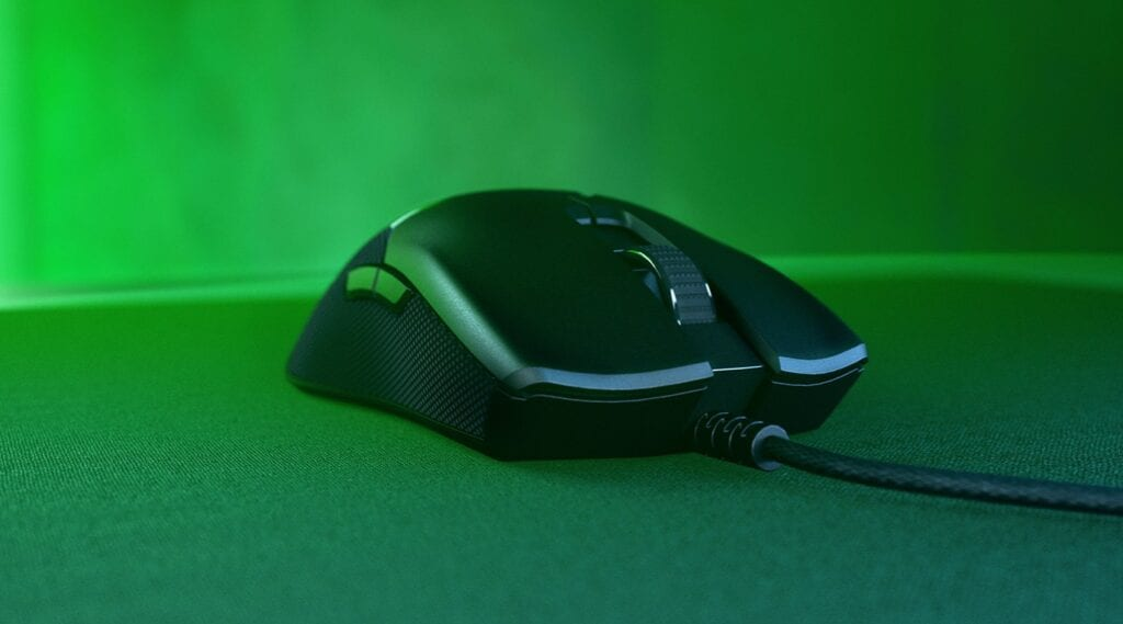 Razer Reveals New 'Absolute Control' Viper Gaming Mouse