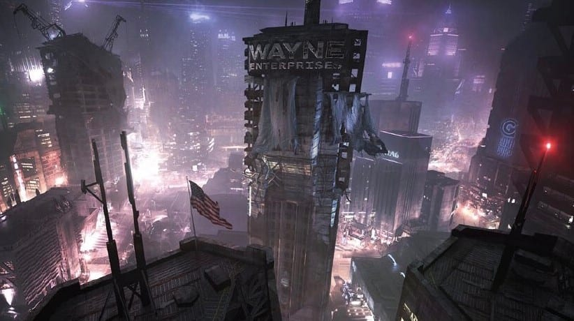 Cancelled Batman Arkham Knight Sequel Concept Art Leaked