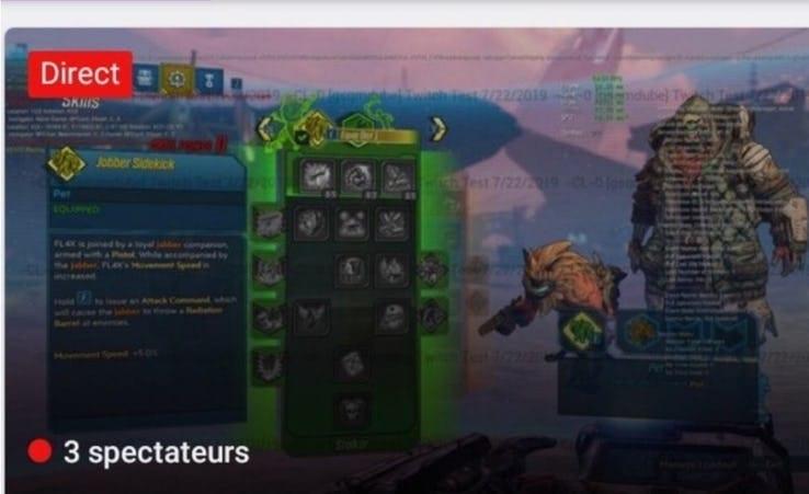 Borderlands 3 Dev Accidentally Streams 4 Hours Of Gameplay