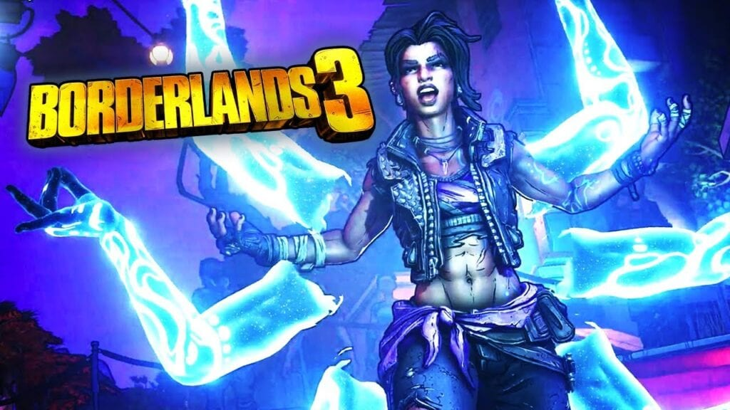 New Borderlands 3 Trailer Showcases Amara The Siren (VIDEO)