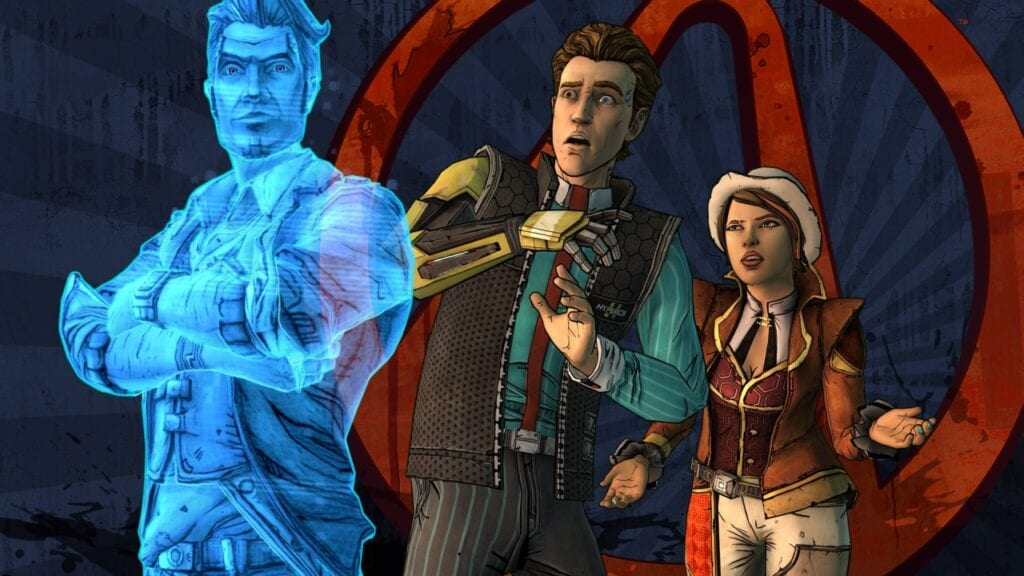 Borderlands 3 Writer Wants To Continue 'Tales From The Borderlands'