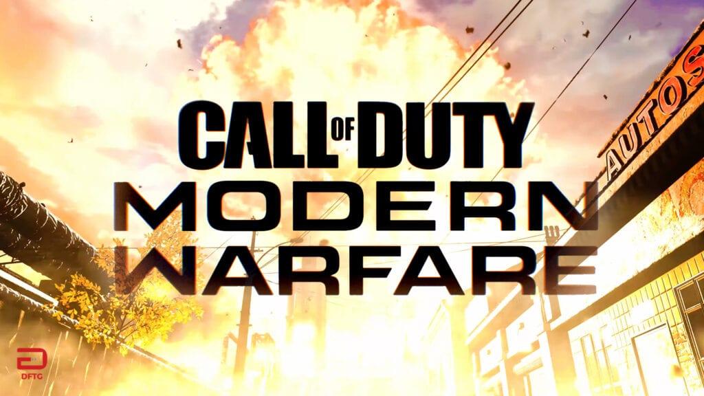 Call Of Duty Modern Warfare Killstreaks Tactical Nuke