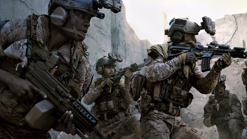 """Call Of Duty: Modern Warfare Cancelled A """"Badass"""" Feature At Last Minute"""