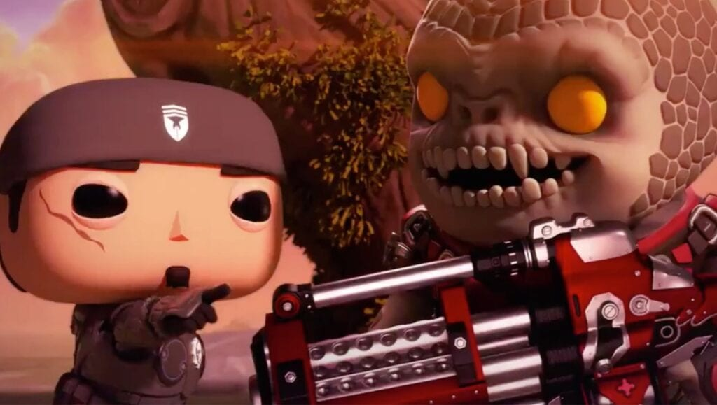 Gears POP! Officially Releasing Today