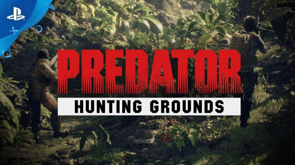 Predator: Hunting Grounds Gameplay Revealed At Gamescom 2019 (VIDEO)