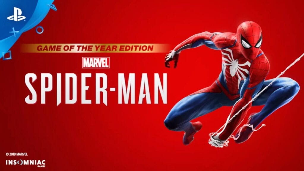 Marvel's Spider-Man: Game Of The Year Edition Now Available (VIDEO)