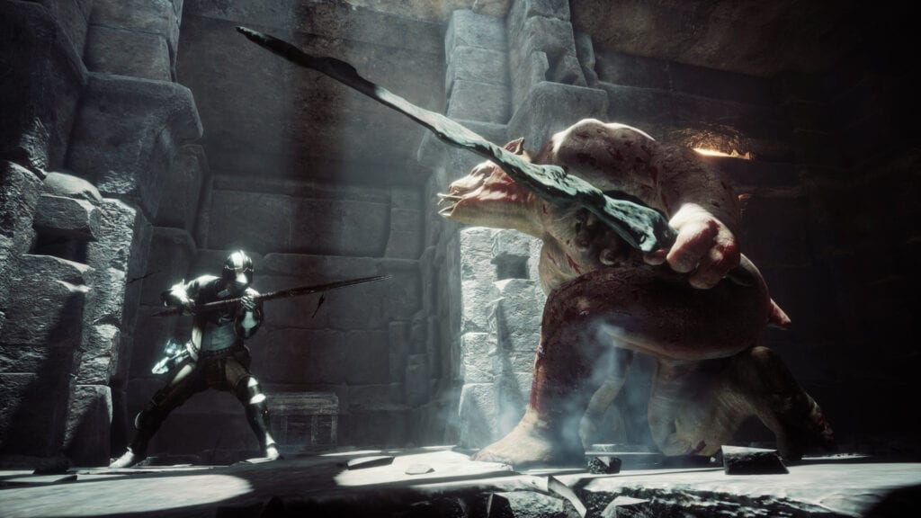 Deep Down Reportedly Gets Rebranded, May Appear At TGS 2019