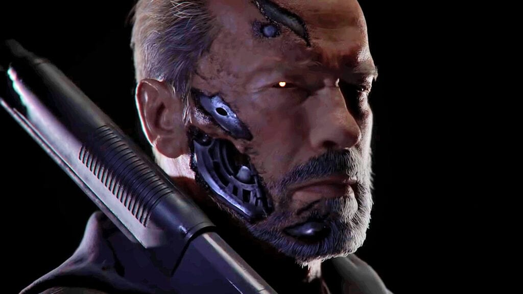 Mortal Kombat 11 Terminator Not Voiced By Arnold Schwarzenegger