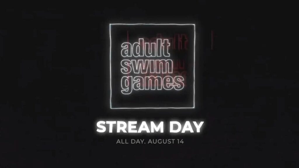 Adult Swim Announces Massive 24-Hour Gaming Stream