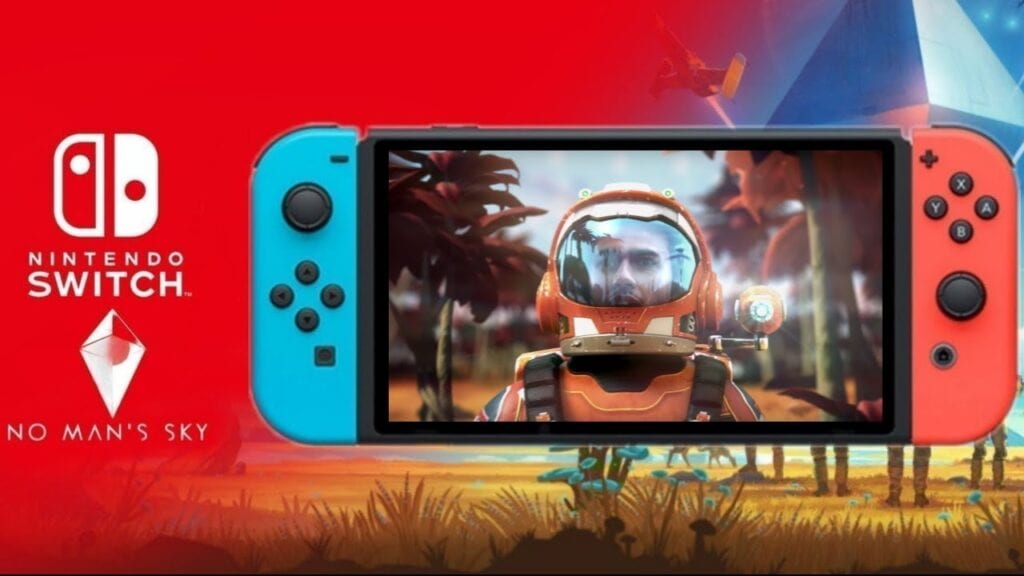 No Man's Sky Dev Wants The Game On Nintendo Switch