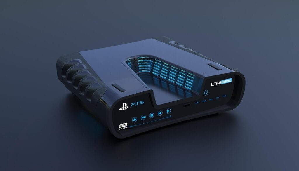 PS5 Dev Kit Design Receives Some Intriguing 3D Renders
