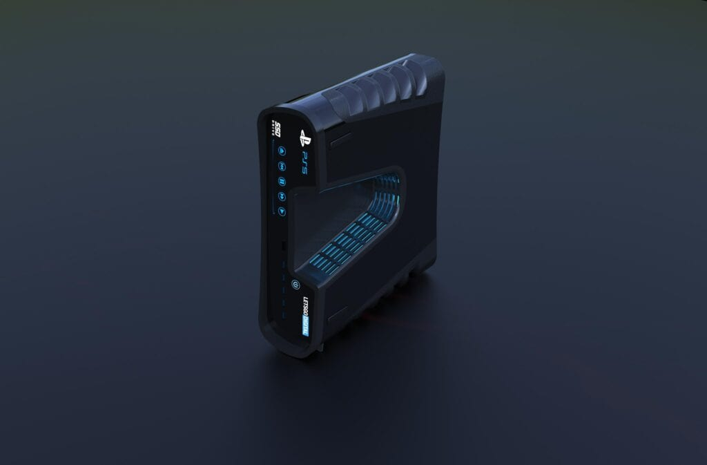 PS5 Dev Kit Design Receives Some Intriguing 3D Renders