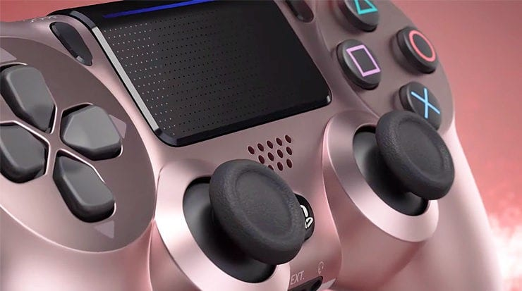 PlayStation Reveals Colorful New Line Of Dualshock 4 Controllers (VIDEO)