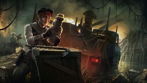 Rainbow Six Siege Leaked Concept Art Reveals New Operators