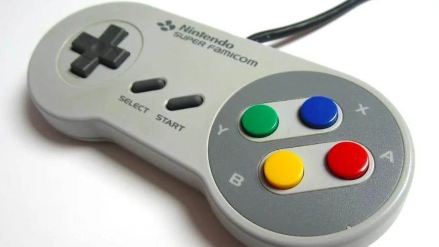 Nintendo Switch SNES Controller Revealed Via New Patent
