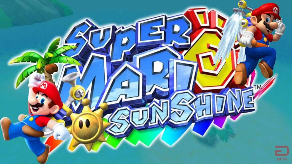 super mario sunshine feat